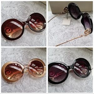 Sunglasses 2021 women  sunshine, natural beauty,